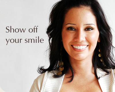 Show Off Your Beautiful Smile.